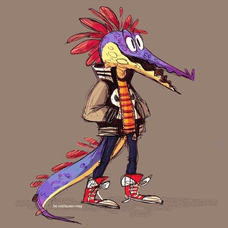 Dragon boy - characterdesign - laurenmay-1325 | ello