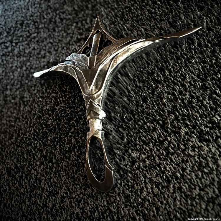 Crucifix, study sculpture rende - pauloduarte-5938 | ello