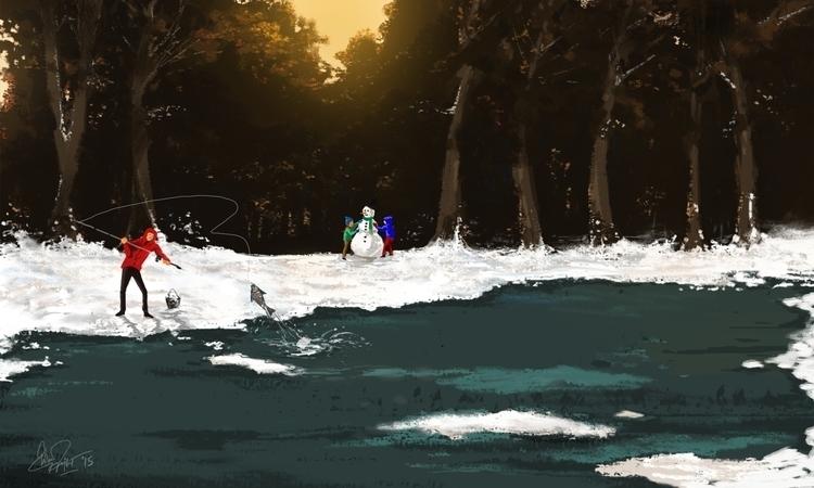 fishing - nandlal | ello