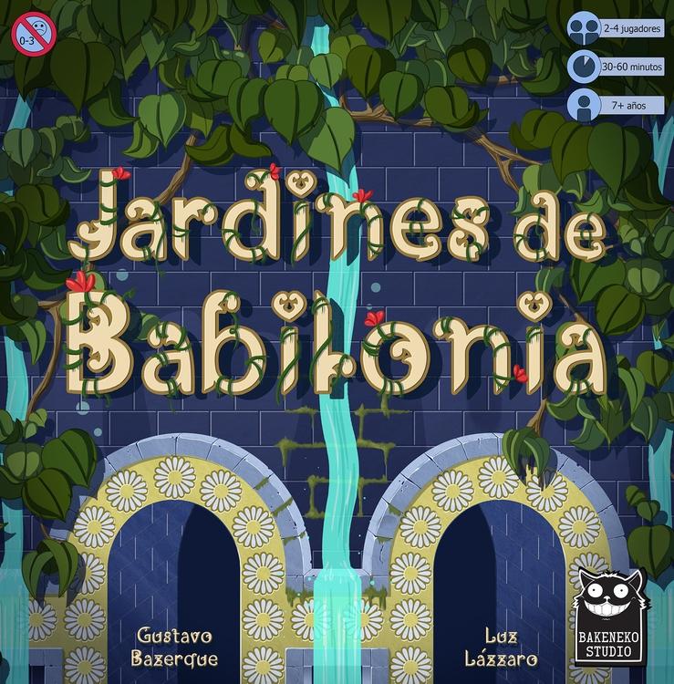 Jardines de Babilonia Abstract  - luzlaz | ello