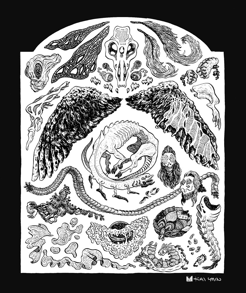 Fairies anatomy - penink, penandink - kshin | ello
