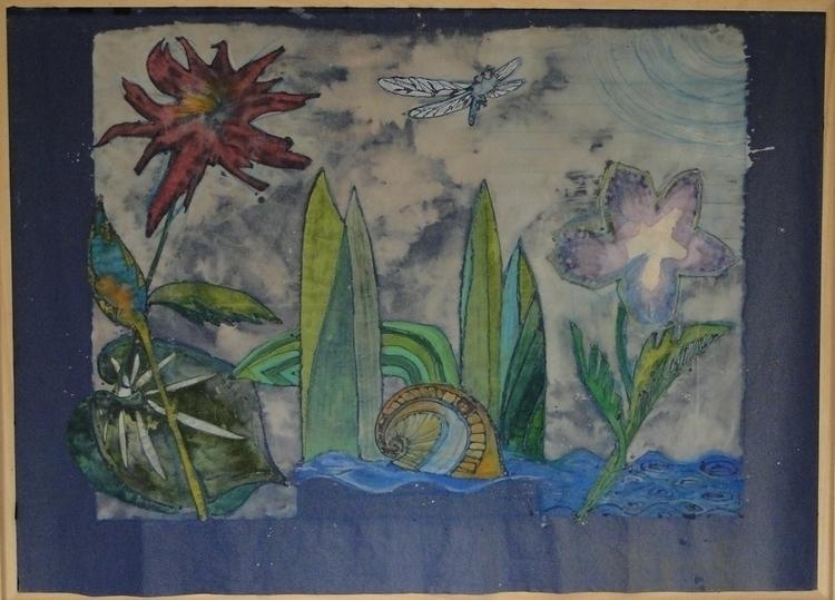 Garden Wax inks pastel cellulos - wiering | ello