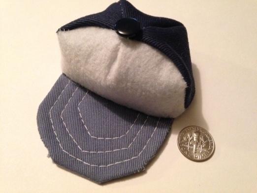 Miniature trucker cap! SQUEE - Bobby - tessamorrison | ello