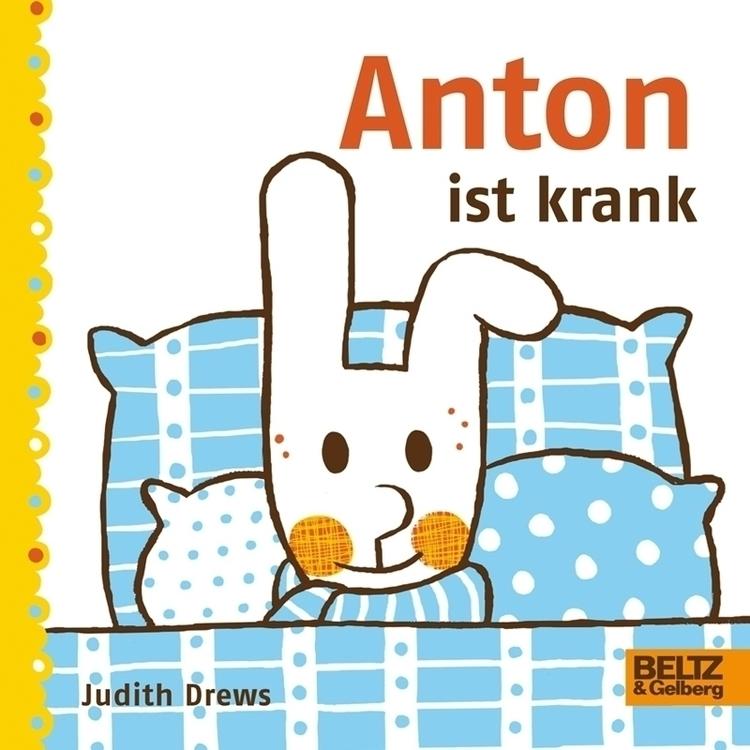 board book Anton rabbit - publi - jd-1176   ello