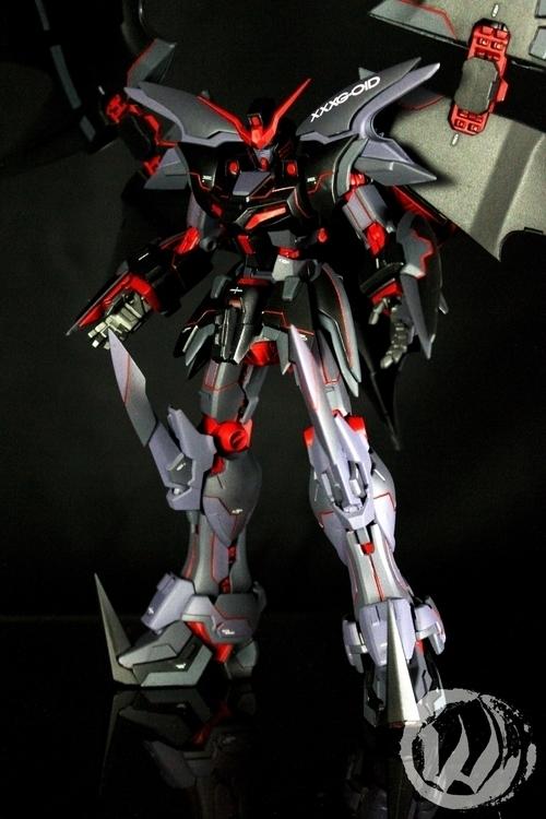 Shinigami ver. - Custom build G - wlmar | ello