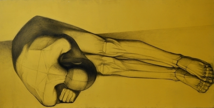 ''Restless sleep'', 90 180 cm,c - maryna-6139 | ello