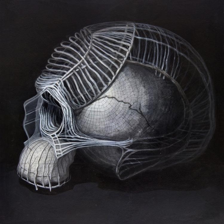 ''Spiritus'', 40x40 cm,acrylic  - maryna-6139 | ello