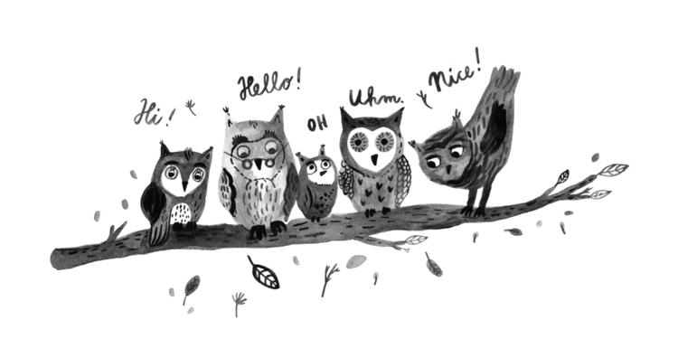 , illustration - katarinailk | ello
