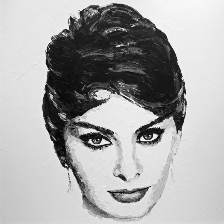 Sophia Loren - Divas Collection - haviart-7263 | ello