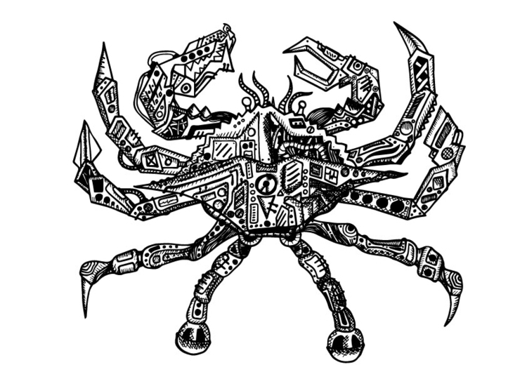 Animal illustration - blackandwhite - stephencunniffe | ello