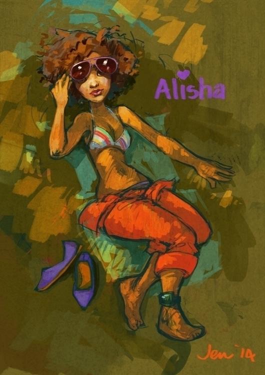 Alisha - Misfits - estirdalin | ello