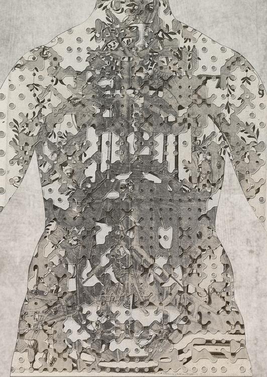 Baroque man 3 - vladasorze | ello