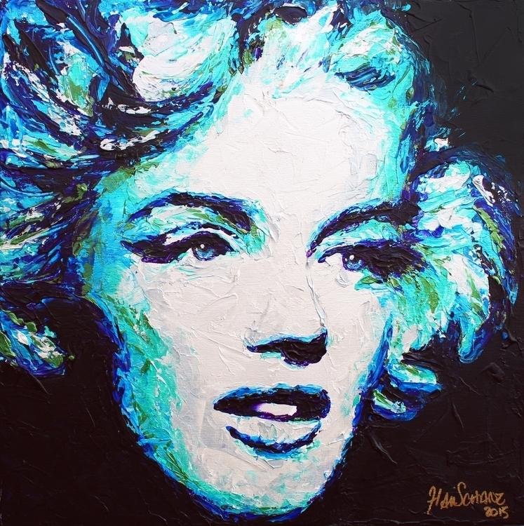 Marylin Monroe - Bradley HaviAr - haviart-7263 | ello