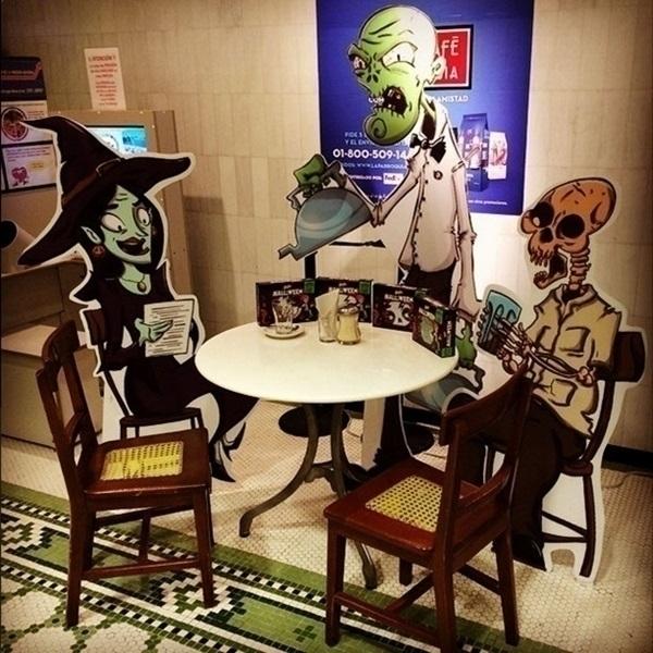 Halloween Characters Standee Ph - sebiosalces | ello