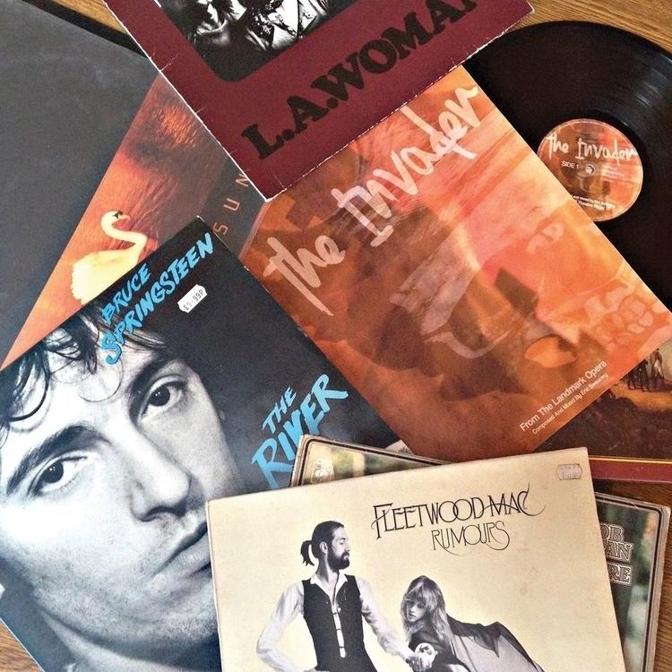 Invader Vinyl - vinyl, design, graphicdesign - seanfinlay_ | ello