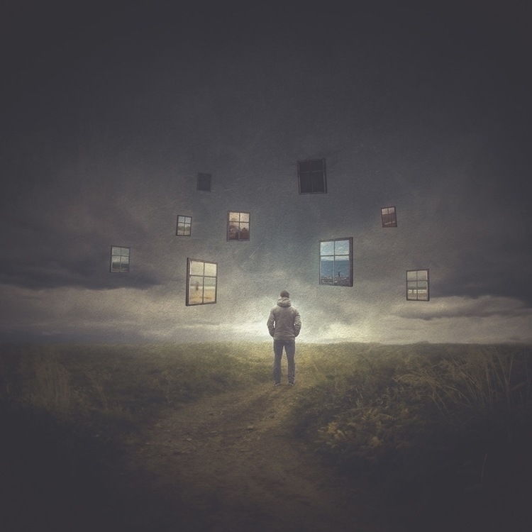 Life Lost - windows, soul, lost - michaelmanalo | ello