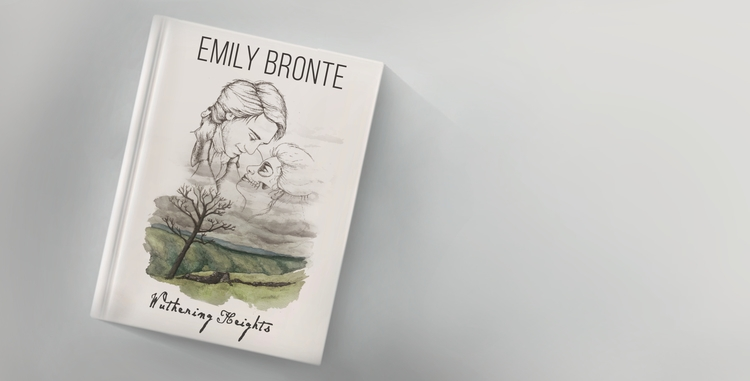 Book cover illustration - drawing - bryony-7728 | ello