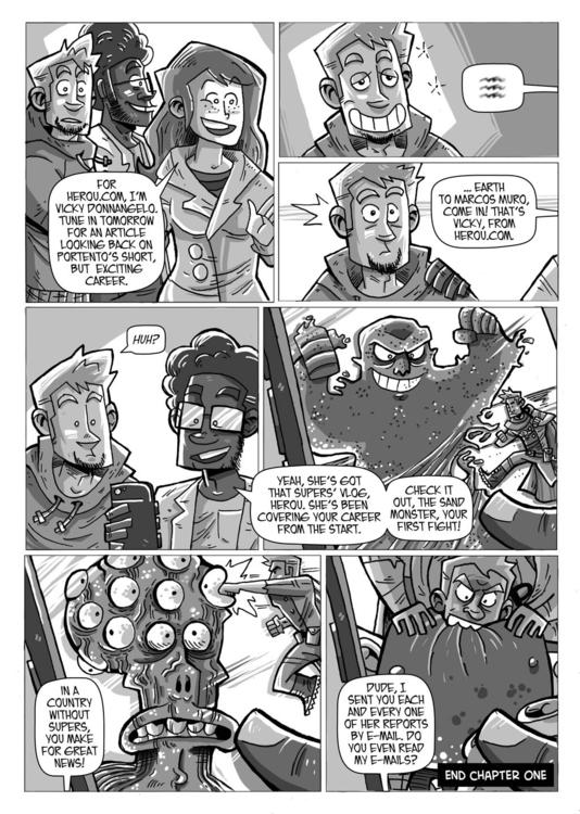 Portent Chapter 1 - Page 8 chap - seecarladraw | ello