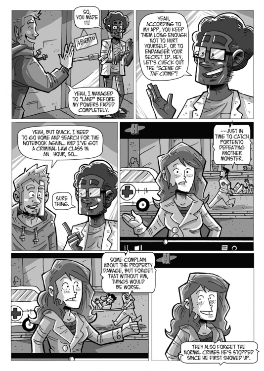 Portent Chapter 1 - Page 7 - portent - seecarladraw | ello