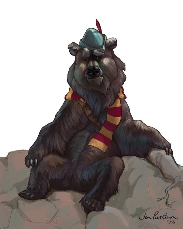 Chuy bear - Quest Infamy - estirdalin | ello