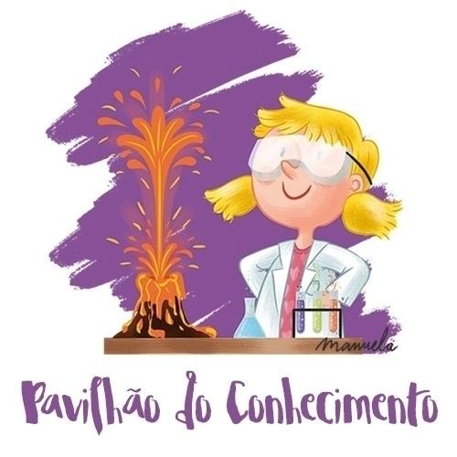 Pavilhão Conhecimento. Objecto  - marymorais | ello