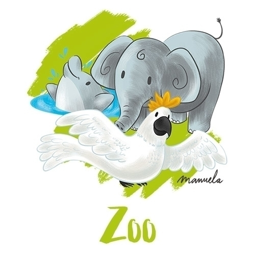 Zoo. Objecto travel guide: Lisb - marymorais | ello