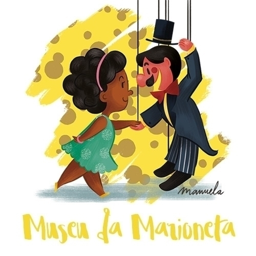 Museu da Marioneta / Puppet mus - marymorais | ello