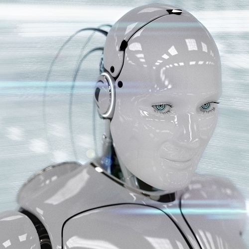 SpaceLolliPopArts Robot 03 - robot - bergie81 | ello