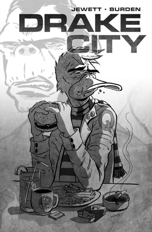 DRAKE CITY TEASER - duck, drakecity - andyjewett   ello
