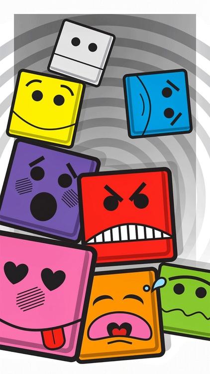 VERTICAL EMOTIONS Emotions Seri - andyjewett | ello