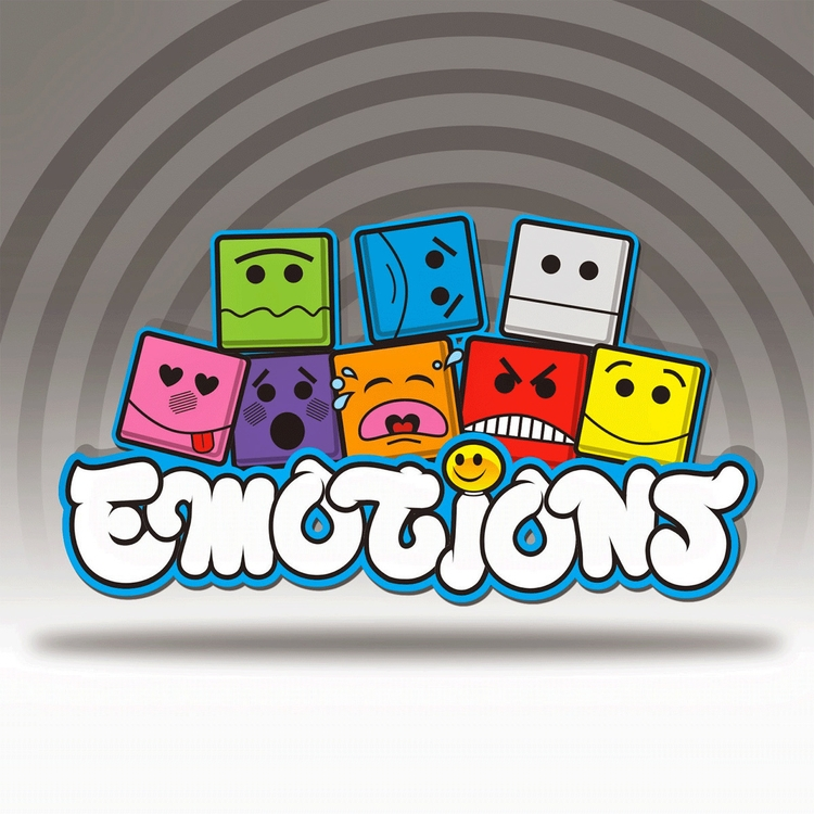 EMOTIONS LOGO Emotions Series - vector - andyjewett | ello