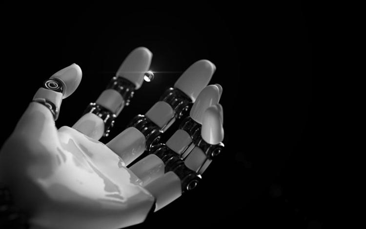 SpaceLolliPopArts Robot Hand - robot - bergie81 | ello
