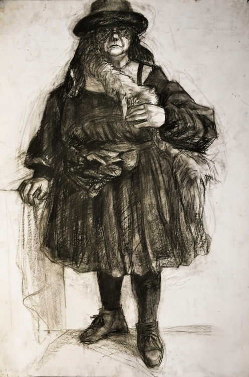 *** Ella Green-2001 - drawing - elgree | ello