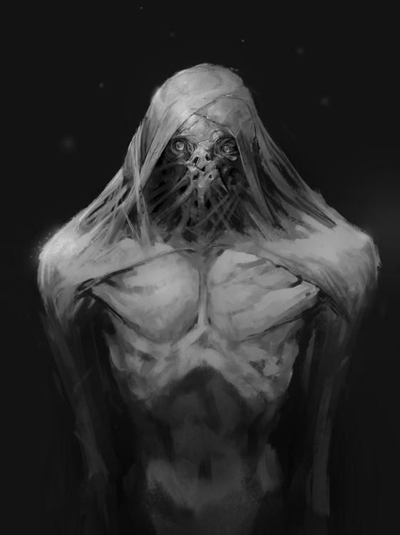 Character design, evil - characterdesign - maxkclifford | ello