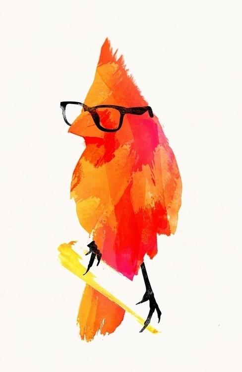 Punk Birdy - nature, hipster - astronaut-6456 | ello