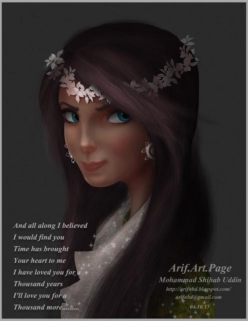 illustration, animation, painting - arifnbd | ello