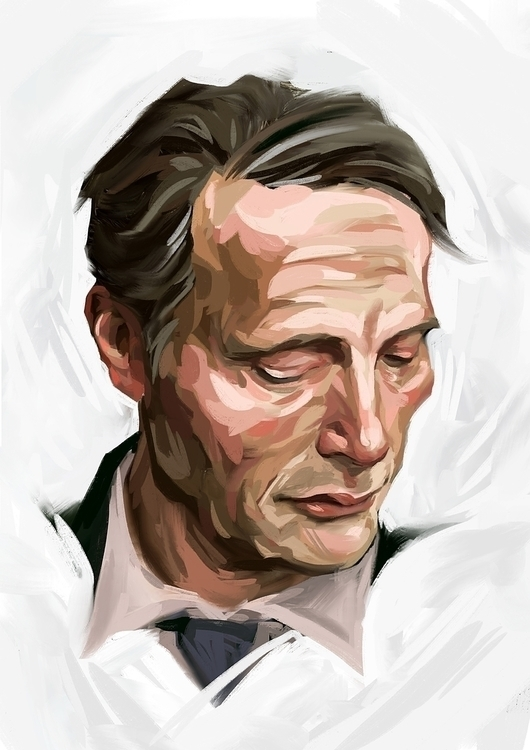 Mads Mikkelsen Hannibal Lector - miroedova | ello