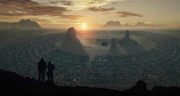 Personal concept environment - illustration - julienhauville   ello