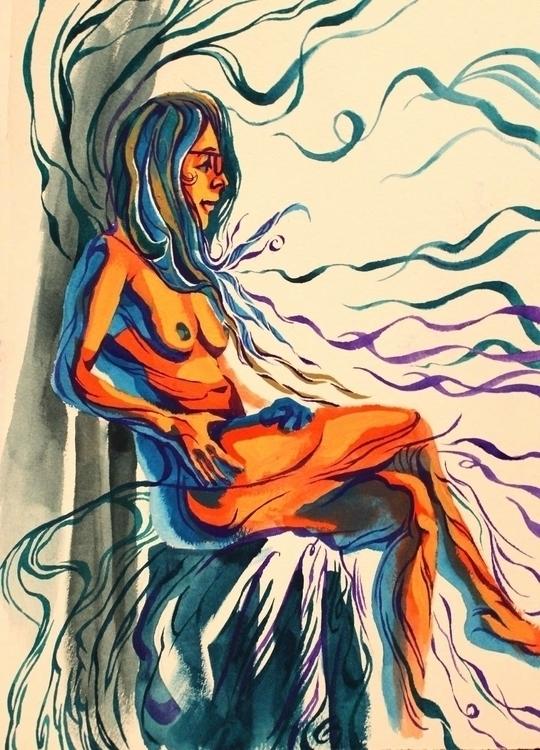 Stylized Life Drawing - figuredrawing - artstory | ello