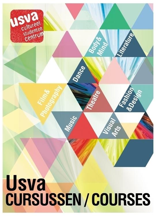 Brochure cover - bookcover, brochure - javi_olalla | ello