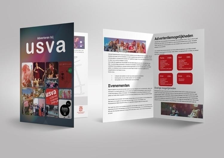 Brochure - brochure, brochuredesign - javi_olalla | ello