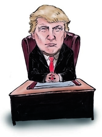 2015 Donald Trump. runs republi - waivisuals | ello