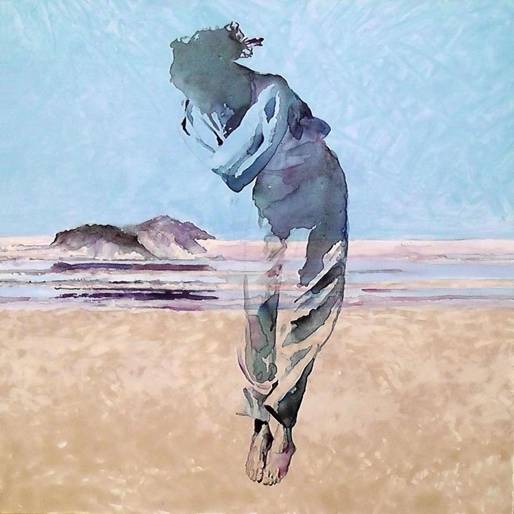 vision - illustration, painting - wascello | ello