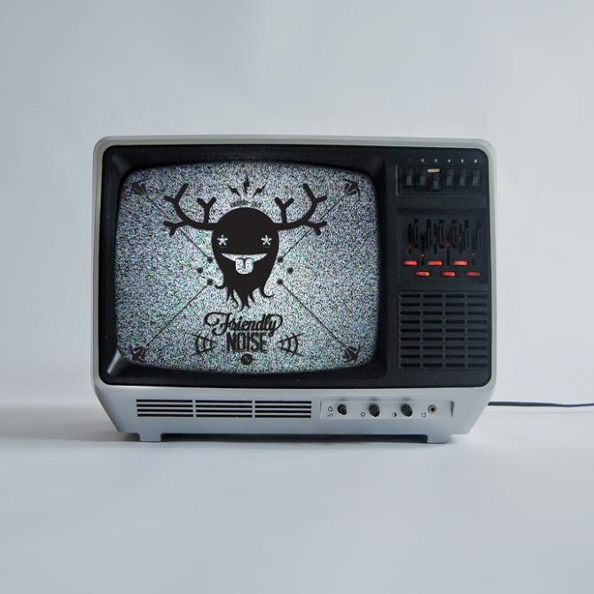 TV good - illustration, tv, blackandwhite - waaaw | ello
