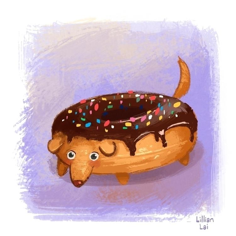 dognut - lillisketch | ello