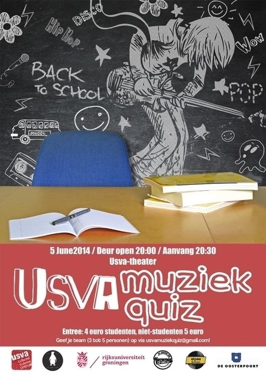 Music poster - graphicdesign, graphic - javi_olalla | ello