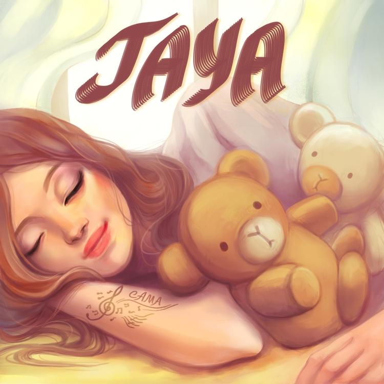 album cover art - illustration, digitalillustration - tinch-5314 | ello