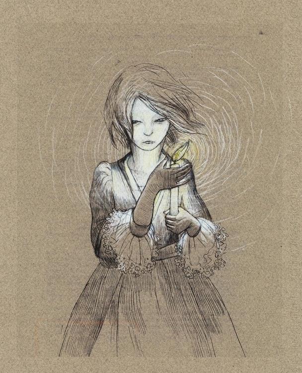 illustration, childrensbook, sketchbook - linakusaite | ello