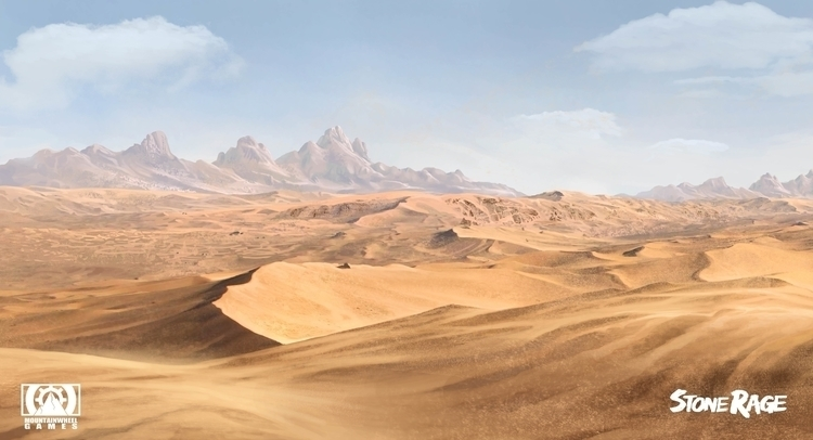 Concept art Mountainwheel proje - albertovangelista | ello
