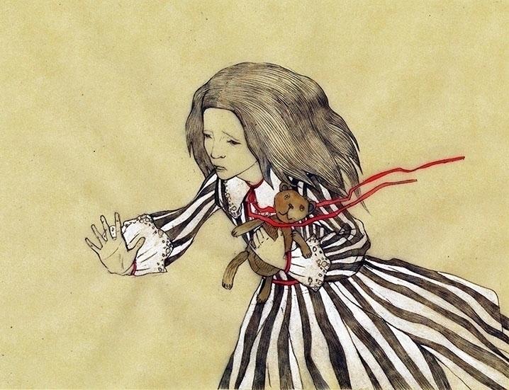 illustration, children'sbook - linakusaite | ello